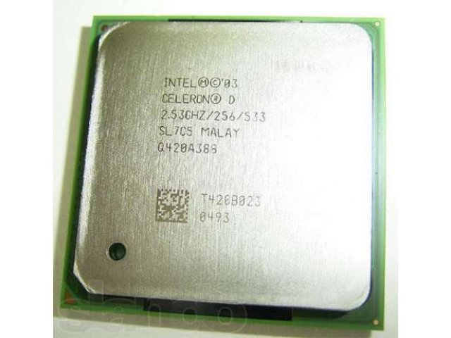 Драйвер Intel Celeron Cpu 2.26 Ghz
