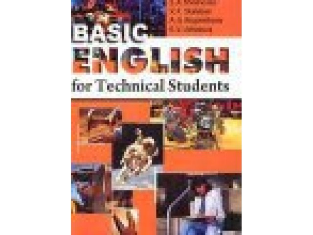 English for technical students